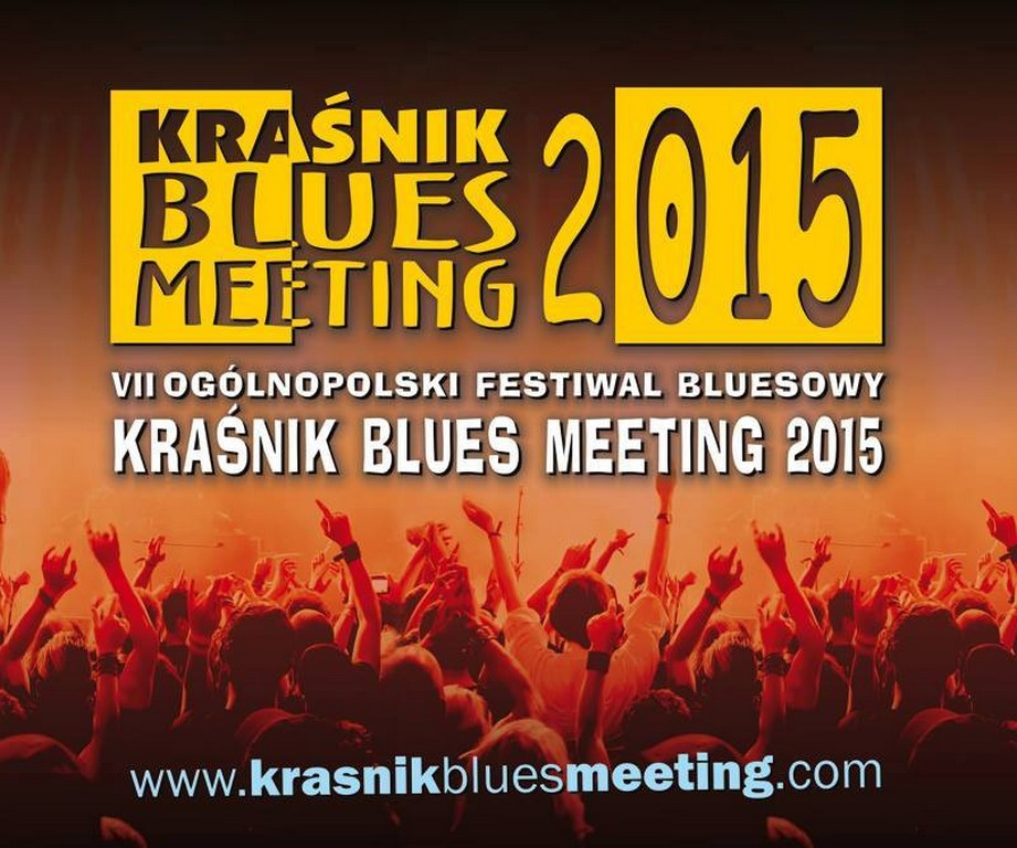 KRAŚNIK BLUES MEETING 2015