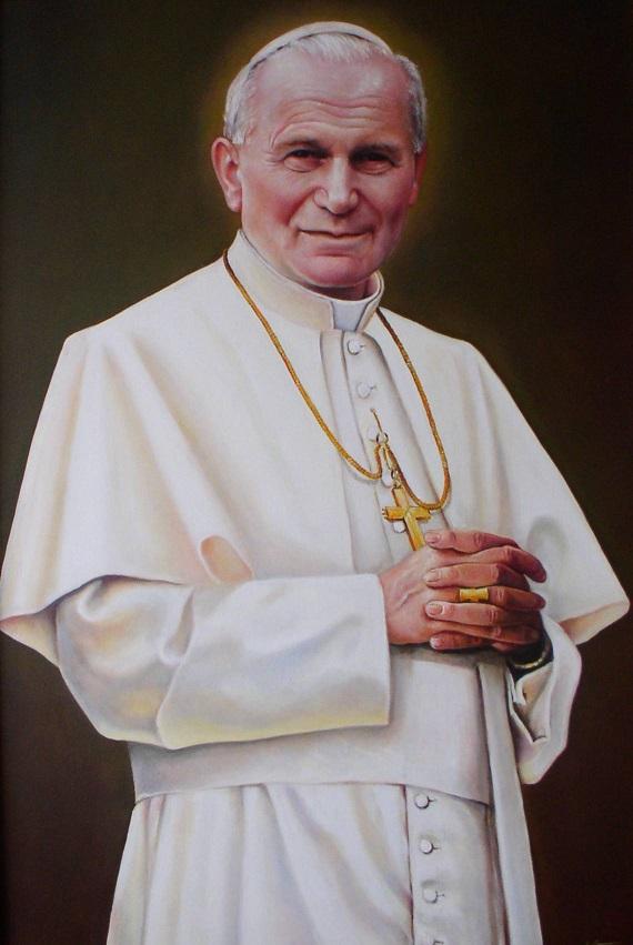 12 LAT TEMU ODSZEDŁ DO DOMU OJCA PAPIEŻ JAN PAWEŁ II