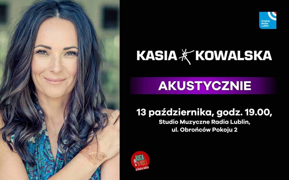 KASIA KOWALSKA DAŁA CZADU W RADIO LUBLIN!