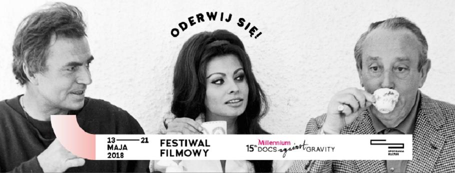 FESTIWAL FILMOWY MILLENNIUM DOCS AGAINST GRAVITY W CSK LUBLIN!