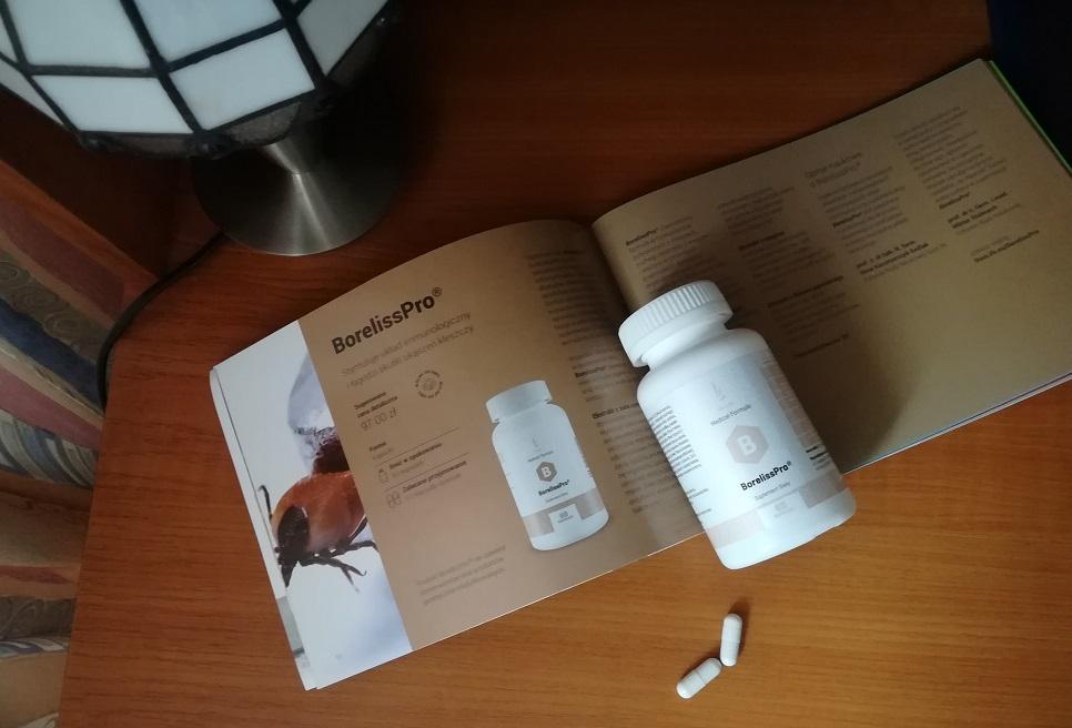 DUOLIFE MEDICAL FORMULA BORELISSPRO® W WALCE NIE TYLKO Z BORELIOZĄ