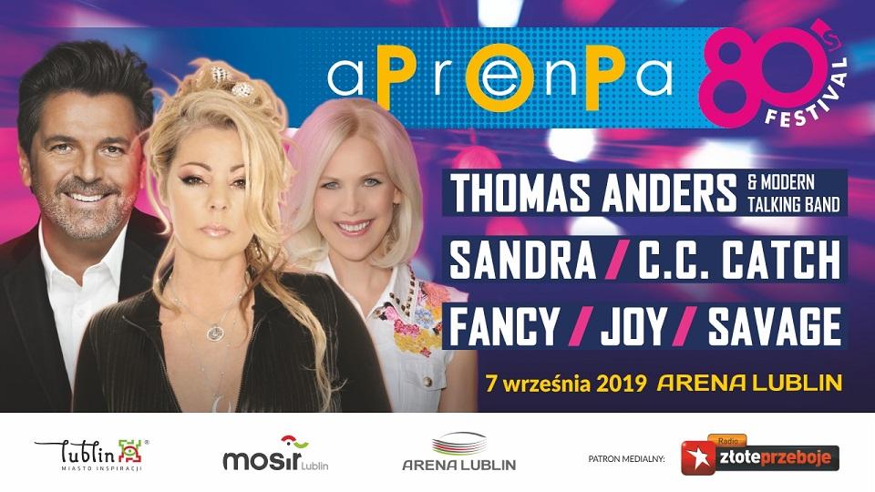 SENTYMENTALNA PODRÓŻ W CZASIE - POP ARENA 80' FESTIWAL W LUBLINIE